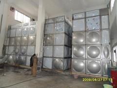 合肥硬派不锈钢水箱