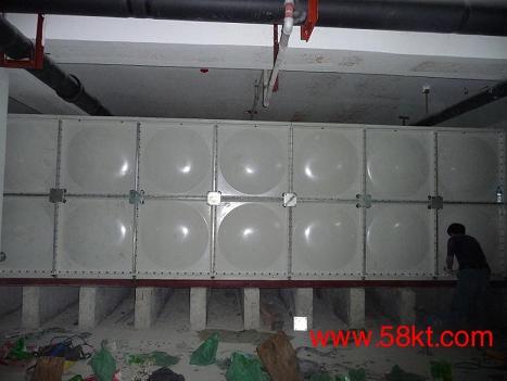 玻璃钢锅炉软化水箱