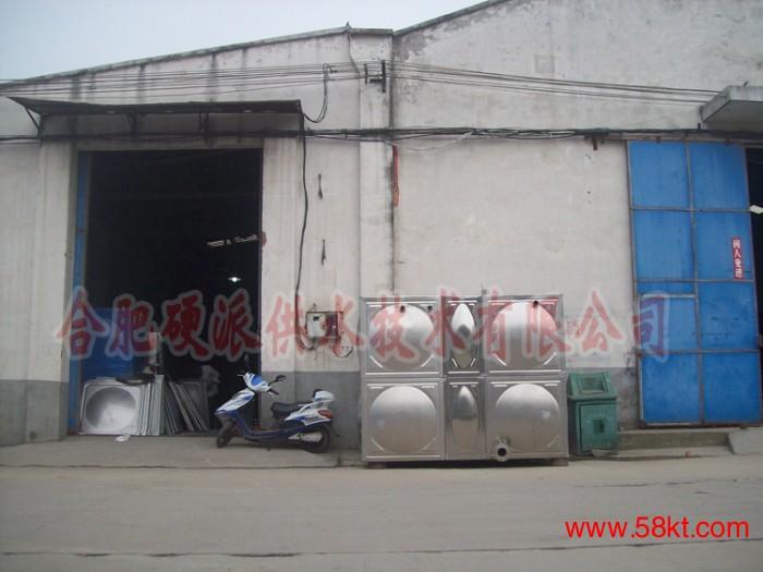 蚌埠不锈钢水箱
