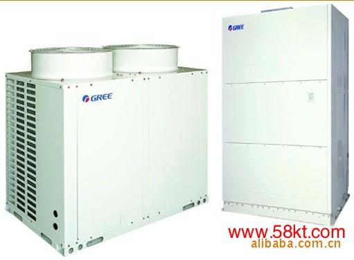 壳管式水源热泵涡旋机组