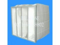 合成纤维袋式空气过滤器