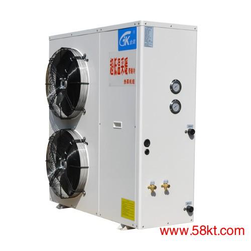 超低温采暖热泵
