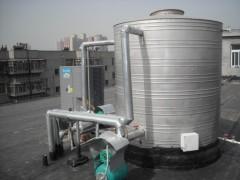 美的空气能——5P直热机组