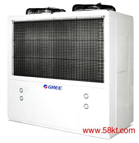 格力风冷模块热水机组