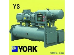 约克YMAC风冷式冷水机组