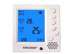 电采暖语音温控器