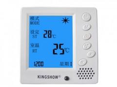 中央空调语音液晶智能温控器