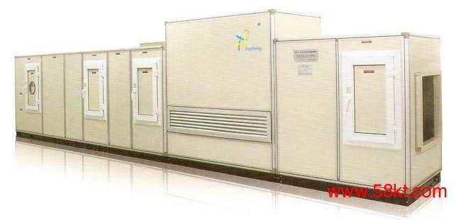 蒸发冷却组合式空调系统