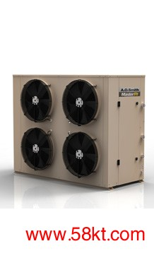 商用直热式空气能热泵热水机组