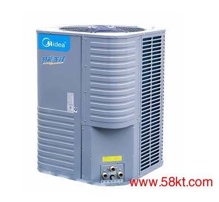 美的高温空气能热水器