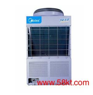 美的商用高温空气能热水器