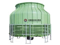 亚太圆型横流式冷却塔