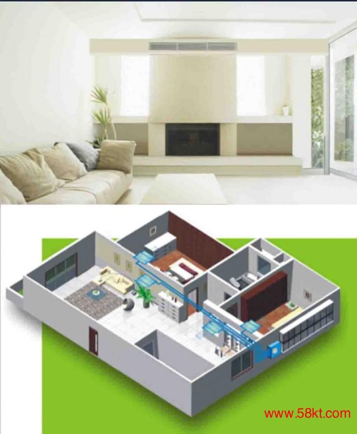 合肥美的家用中央空调