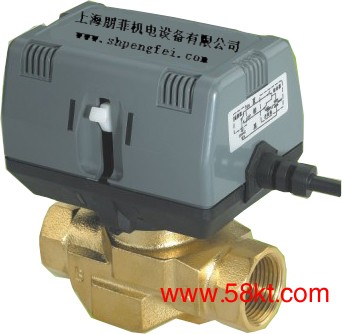 VC6013风机盘管电动阀
