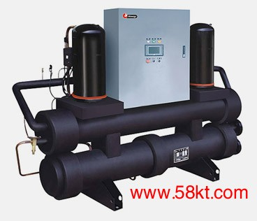 模块式水地源热泵机组