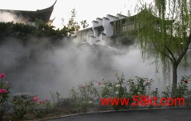 景观造雾加湿器