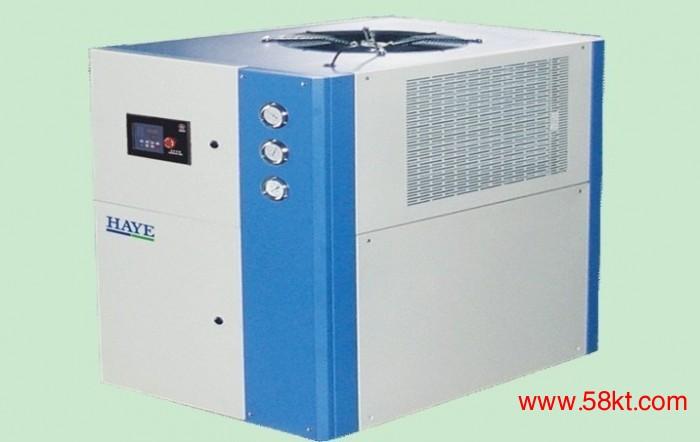 风冷箱型工业低温冷水机