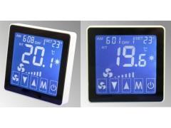 电容式全触摸屏温控器