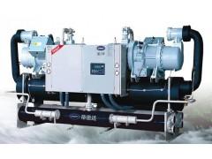 大型螺杆式地源热泵