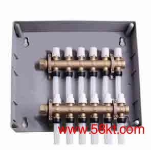 标准型地暖分集水器