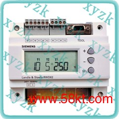 西门子RWD62通用控制器