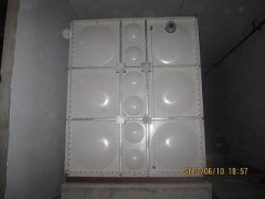 装配式玻璃钢水箱