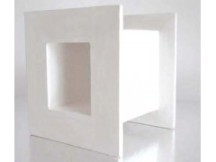 无机玻璃钢保温风管