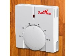 碳晶地暖温控器