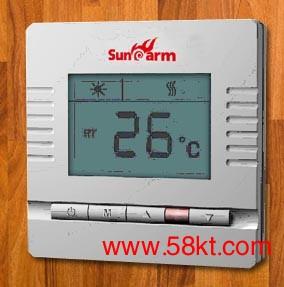 碳晶地暖温控器SW303