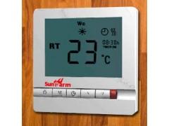 碳晶地暖温控器SW308