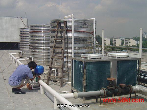 成都宾馆空气能节能热水器