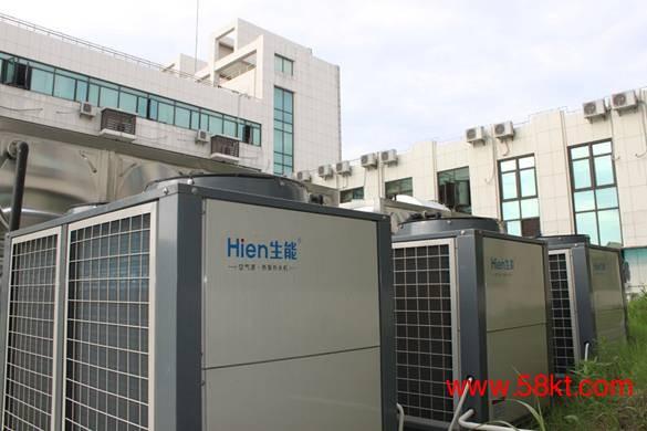 工厂员工浴室热水器系统