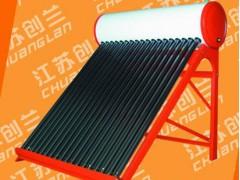 创兰太阳能热水器