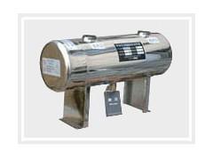 户式中央空调辅助电加热, 冷水机组辅助电加热器