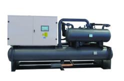 SQTL系列螺杆水源热泵机组