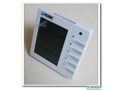 约克大屏幕液晶温控器