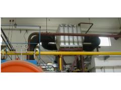 烟气余热回收装置, 燃油燃气锅炉余热冷凝回收