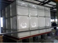 玻璃钢拼接水箱, SMC玻璃钢组合水箱