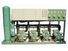 比泽尔风冷并联机组, 采用BITZER压缩机
