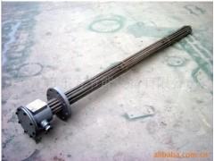电热水器用电加热管, 辅助电加热管