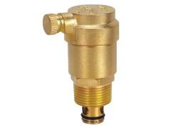 黄铜立卧两用型自动排气阀, 暖通空调系统自动排气阀
