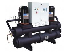 迪贝特智能涡旋地源热泵机组