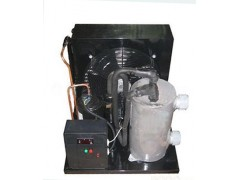 海鲜冷暖机, 海鲜鱼池冷水机组