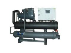 半封闭式工业冷水机组, 工业冷水机机组