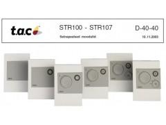 STR系列墙装温度传感器