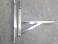 1P不锈钢空调支架
