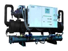 徳磊特水源热泵, 空调,地暖,中央热水,三合一