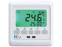 大屏幕液晶数字显示温控器