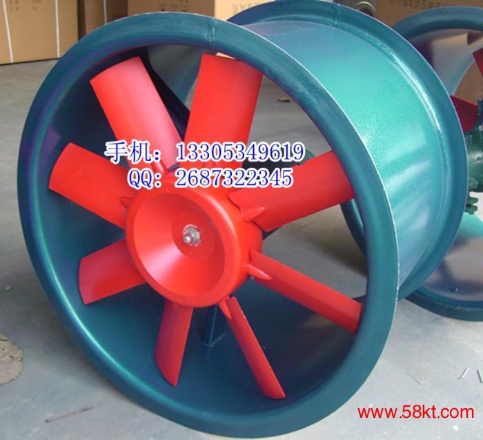 DZ低噪声轴流通风机