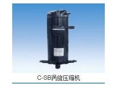 三洋涡旋式空调压缩机